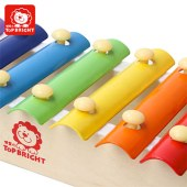 特宝儿(topbright)青蛙手敲琴 婴幼儿音乐乐器1-2-3岁 宝宝儿童玩具男孩女孩