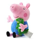 小猪佩奇玩具儿童男女孩1-3周岁玩偶布娃娃宝宝可爱睡觉抱公仔琪
