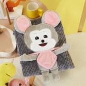 梦洁 鼠来宝双面法兰绒毯
