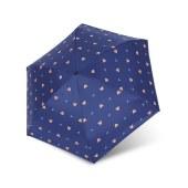 天堂伞 防晒遮阳泰迪熊可爱儿童五折口袋小伞 53039泰迪宝贝